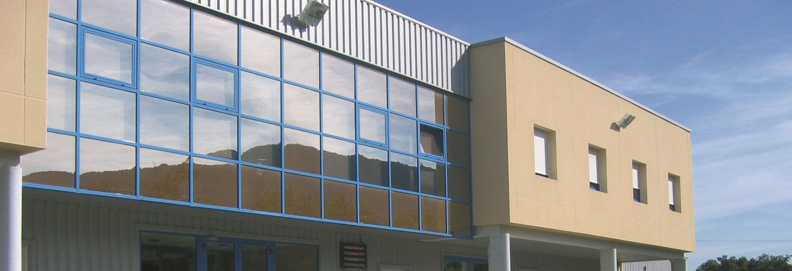 Devanture bureaux Lagarde à Malataverne