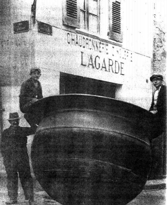 chaudron Lagarde 1921